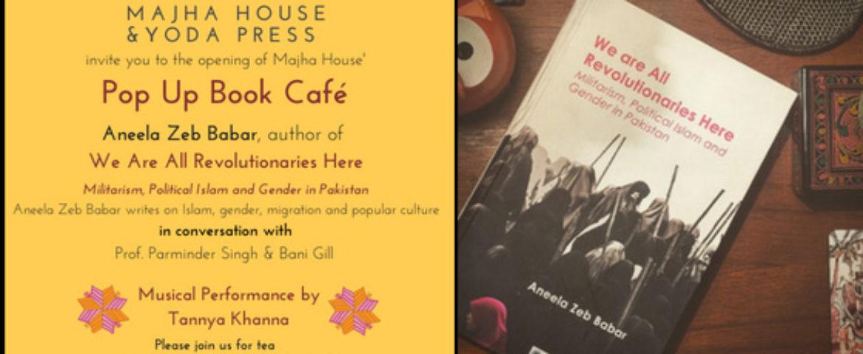 Pop-UP book cafe