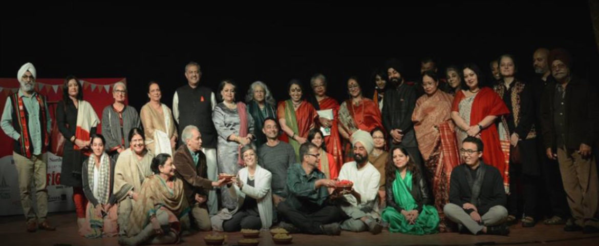The Widow' Dramatised – Reading and Music by The Storytellers