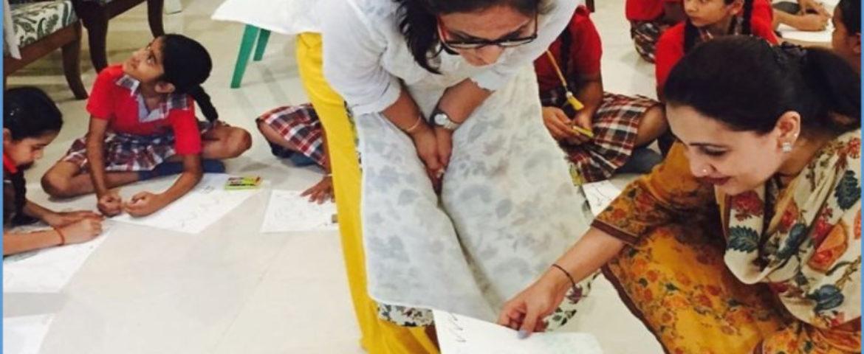 Art Therapy Workshopby Arti Khanna