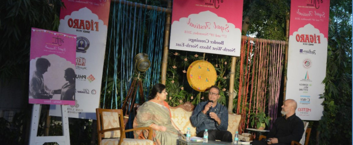 The Other' Ravi Singh in conversation with Jerry Pinto and Paro Anand