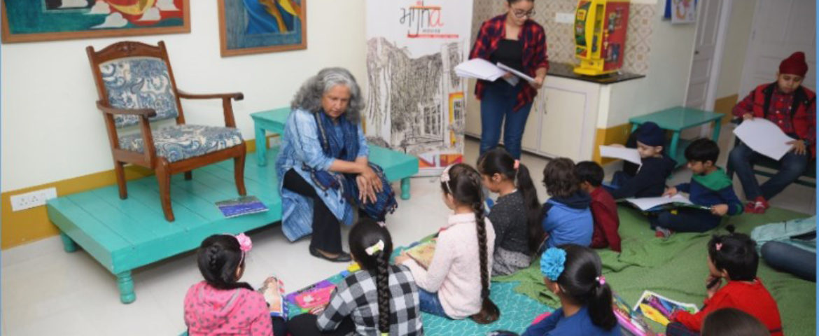 Story Telling and Painting For KIDS with Bulbul Shama